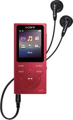 MP3 плеер Sony Walkman NW-E394, Red