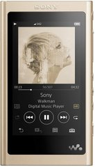 MP3-плеер Sony NW-A55 Gold