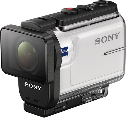 Видеокамера Sony HDR-AS300 + пульт д/у RM-LVR3 (HDRAS300R.E35)