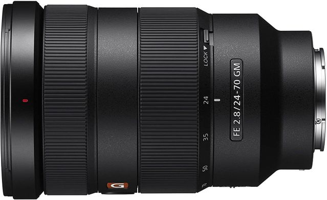 Объектив Sony FE 24-70 mm f/2.8 GM (SEL2470GM.SYX)