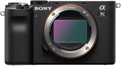 Фотоаппарат SONY Alpha a7C Body Black (ILCE7CB.CEC)